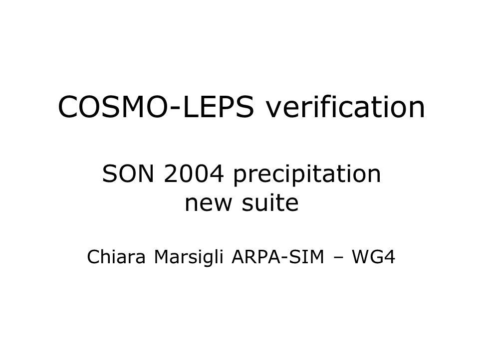 COSMO-LEPS 10-MEMBER EPS Maximum values boxes 1.5x1.5 deg