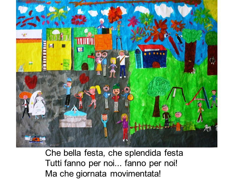 E'stata la sigla del programma televisivo intitolato Canzonissima, gara di canzoni italiane, presentato dalla stessa Raffaella Carrà e Corrado. La can