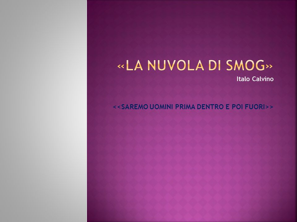Italo Calvino >