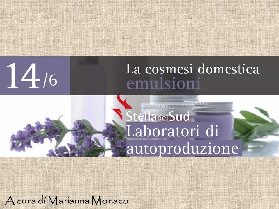 Le sostanze funzionali Sono funzionali gli ingredienti inseriti nei cosmetici per conferire un'attività specifica.