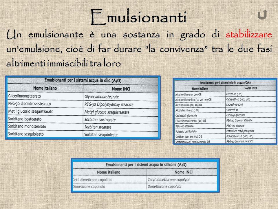 Bibliografia La pelle ed i cosmetici naturali – Giulia Penazzi, tecniche nuove edizioni I conservanti autorizzati - Giulia Penazzi, Farmacia News Tecniche Nuove Edizioni (http://www.giuliapenazzi.com/articoli/articolo-55) http://www.biodizionario.it/http://forum.saicosatispalmi.org/viewforum.php?f=21 I http://www.nononsensecosmethic.org/ http://stelladelsud.altervista.org/ Sitografia