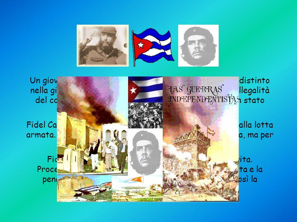 IL '50 DANZANTE Il 1950 è chiamato l'anno dell'explocion: la sfera intellettuale cubana sente l esigenza di esprimere nuove idee; da qui la nascita della Guaracha .