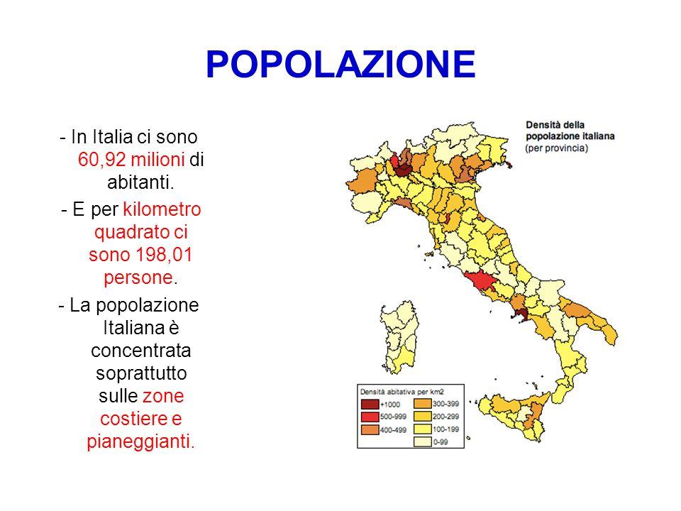 CITTÀ - La capitale dell'Italia è ROMA che si trova nella regione del Lazio.