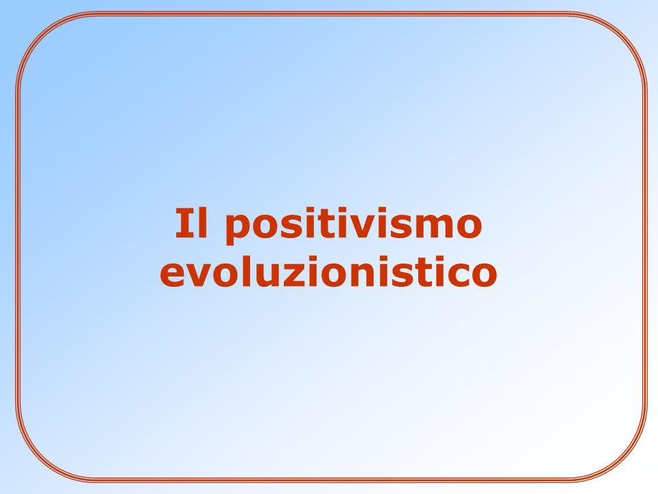 Orgini dell'evoluzionismo L'evoluzionismo filosofico estende l'idea di evoluzione all'intera realtà.