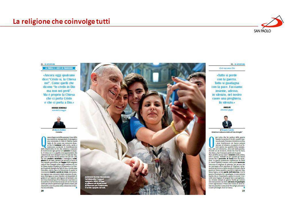 Benessere Gennaio 2013 La religione che coinvolge tutti LINEE GUIDA