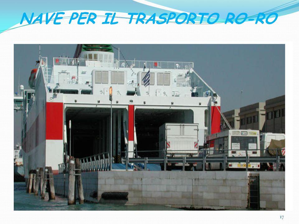 NAVE PER IL TRASPORTO RO-RO 17