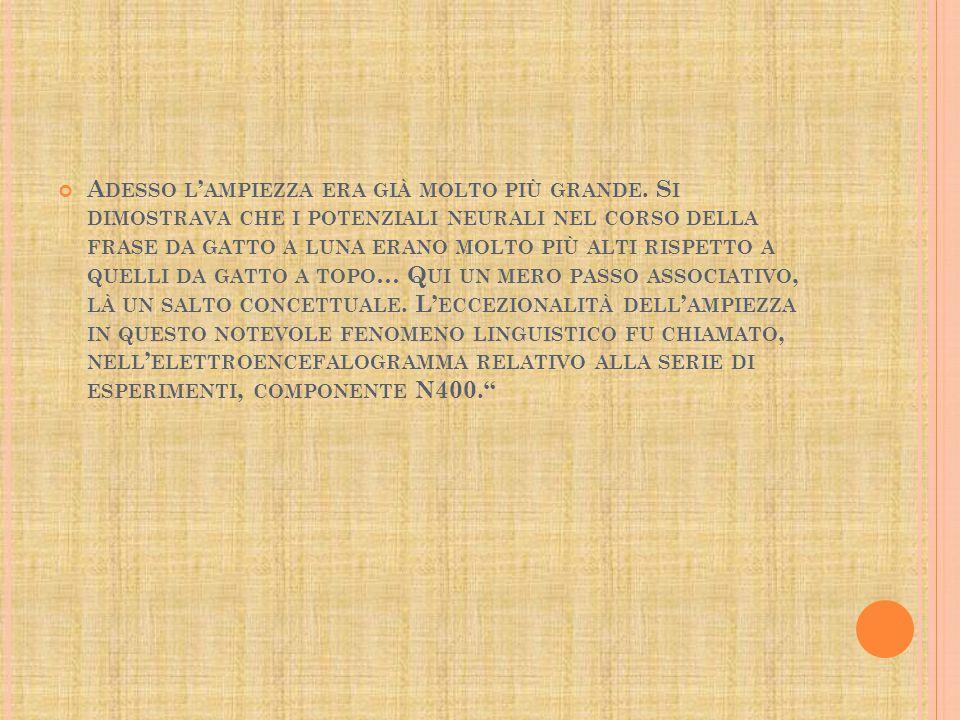 L A LINGUA RITROVATA E STETICA EVOLUZIONISTICA, LE 8 IPOTESI FUNZIONALI SECONDO W INFRIED M ENNINGHAUS (3) LA RESISTENZA RISPETTO AL CONCETTO (4) VANTAGGI COGNITIVI ( TOLLERANZA PER LE AMBIGUITÀ ).