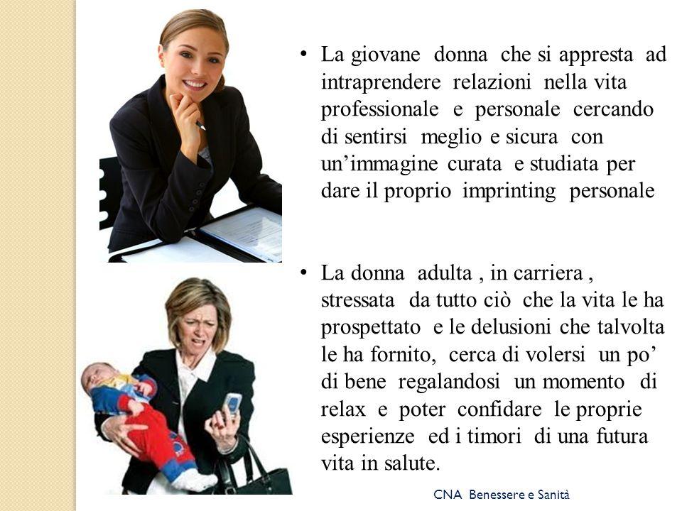 CNA Benessere e Sanità La legge che regolamenta il settore in Italia è la 1/90, per noi ormai obsoleta, ma punto di riferimento e di studio in Europa, perché, siamo l'unico paese dotato di una legge dedicata.