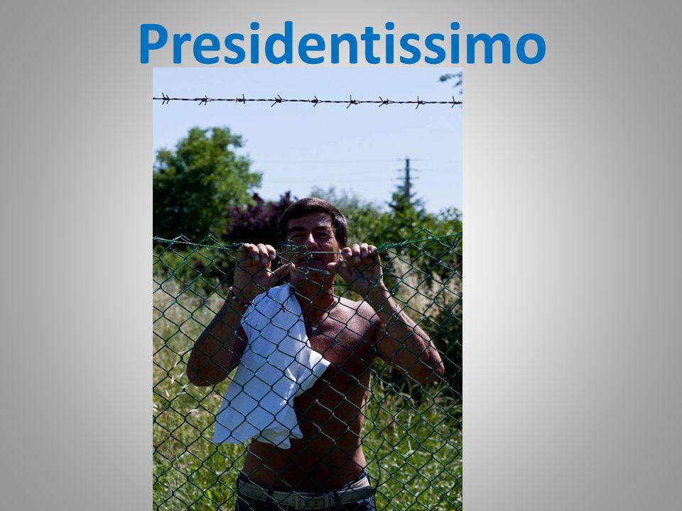 Presidentissimo