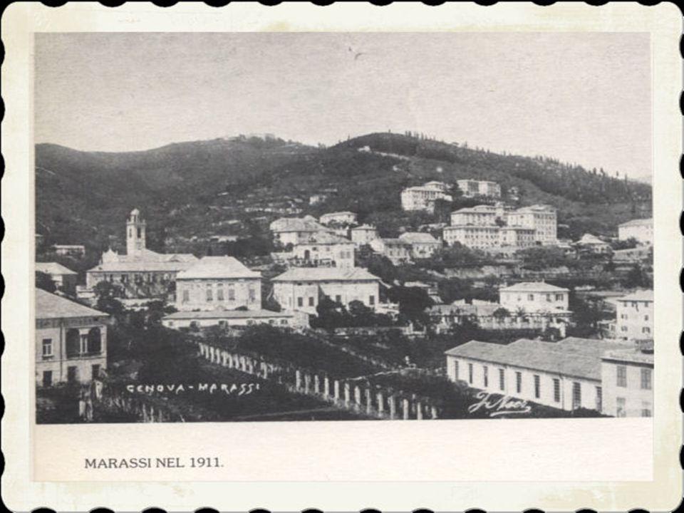 2)Nel '600 entrambe dipendevano amministrativamente dalla Pieve di San Martino d'Albaro e costituivano una parte importante della Podesteria del Bisagno.