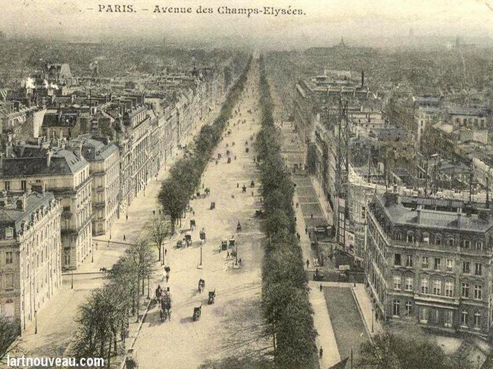 15 - Avenue des Champes-Elysées