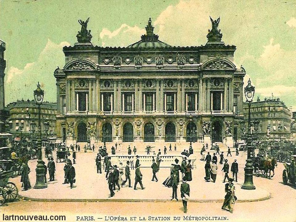 18 - l'opéra