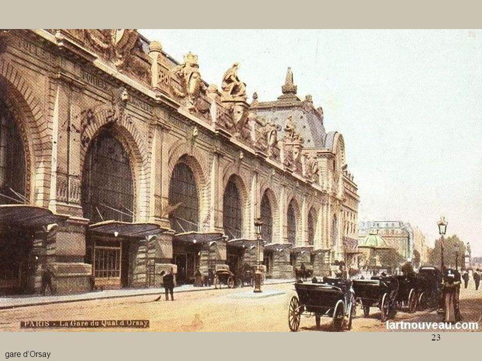 23 - Le stazioni5 gare d'Orsay