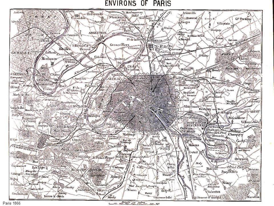 35 - Carta parigi 1866 Paris 1866