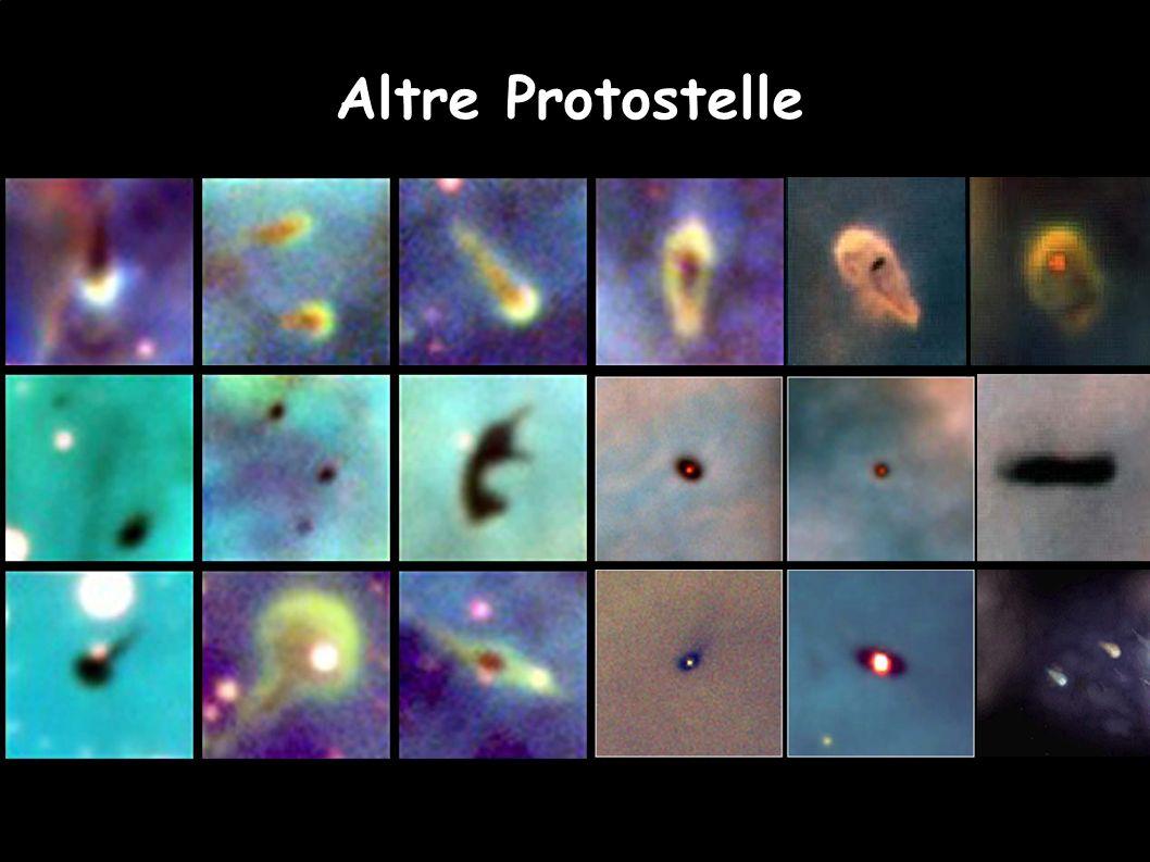 Altre Protostelle