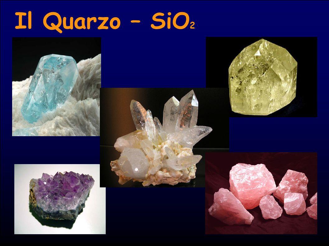 Il Quarzo – SiO 2
