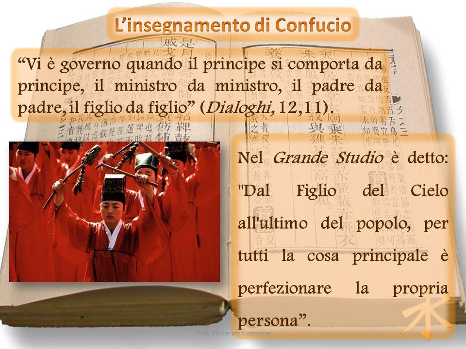 """""""Vi è governo quando il principe si comporta da principe, il ministro da ministro, il padre da padre, il figlio da figlio"""" (Dialoghi, 12,11). Nel Gran"""