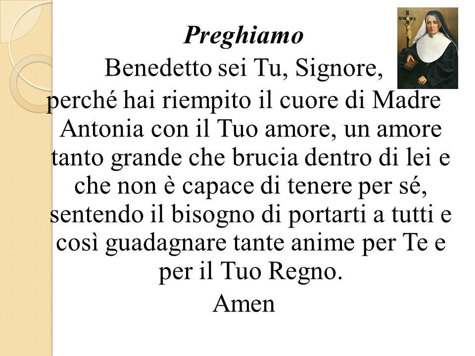 SECONDA REGOLA Di catechizzare le figlie massime povere, tanto nel Ritiro, che nella parrocchia, e ciò massime nella quaresima sempre a gratis.