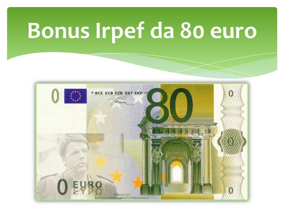 3.Importo del Bonus IRPEF, redditi e periodo d'imposta da co...Importo del Bonus IRPEF, redditi e periodo d'imposta da co...
