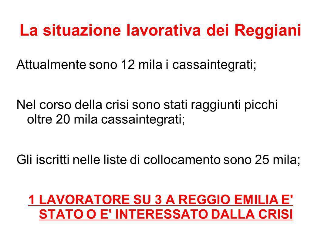 Abbiamo sottoscritto un ACCORDO con IREN e con l Assessorato ai Servizi Sociali del Comune di Reggio Emili a RATEIZZAZIONI per tutti i cittadini colpiti dalla crisi.