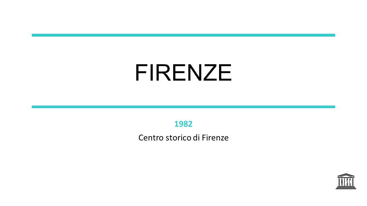FIRENZE 1982 Centro storico di Firenze
