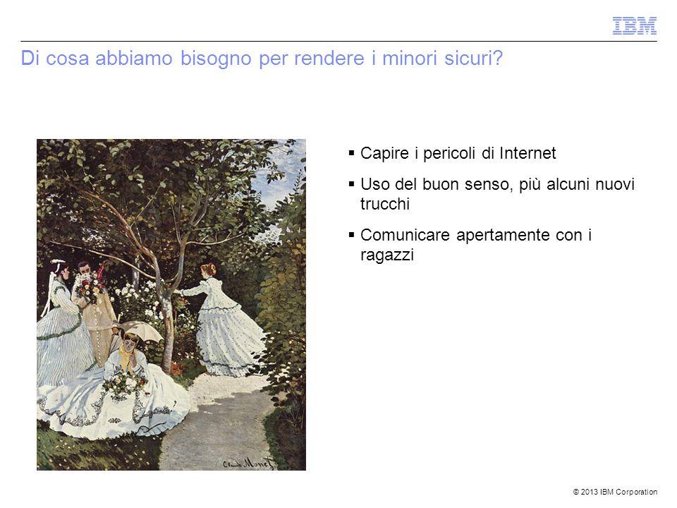 © 2013 IBM Corporation Claude Monet  Claude Monet (Parigi, 14 novembre 1840 – Giverny, 6 dicembre 1926), padre dell Impressionismo.