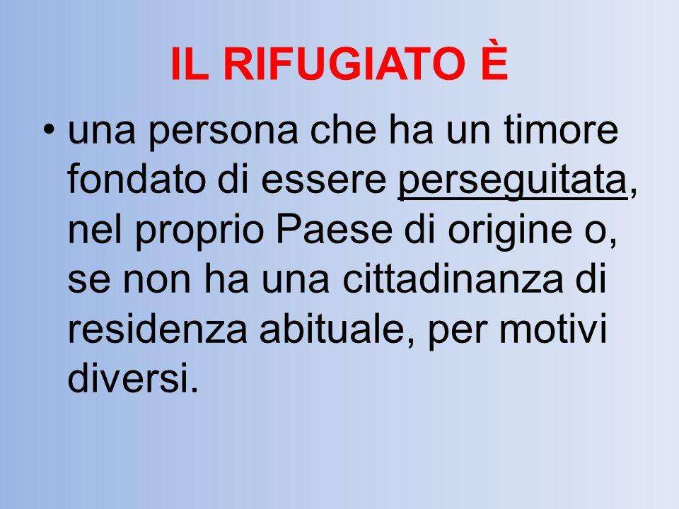 Se il rifugiato è entrato in Italia senza visto di ingresso ( in maniera irregolare), la legge italiana prevede una procedura di identificazione che verrà effettuata dalla Polizia; questo vuol dire che dovrà essere identificato, prima della proposizione della domanda di asilo.