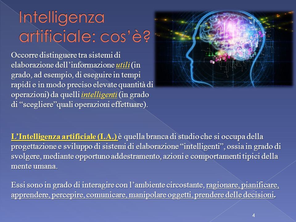 L Intelligenza Artificiale nasce nel XVII sec.