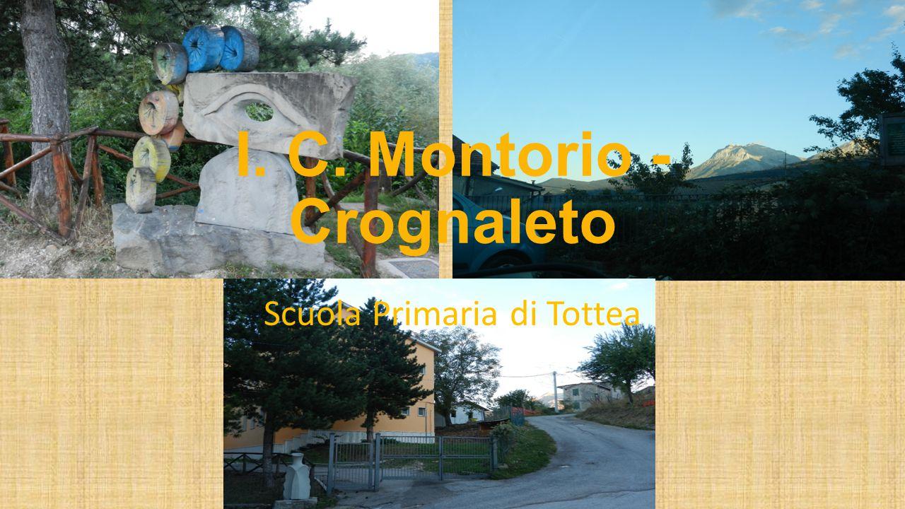 I. C. Montorio - Crognaleto Scuola Primaria di Tottea