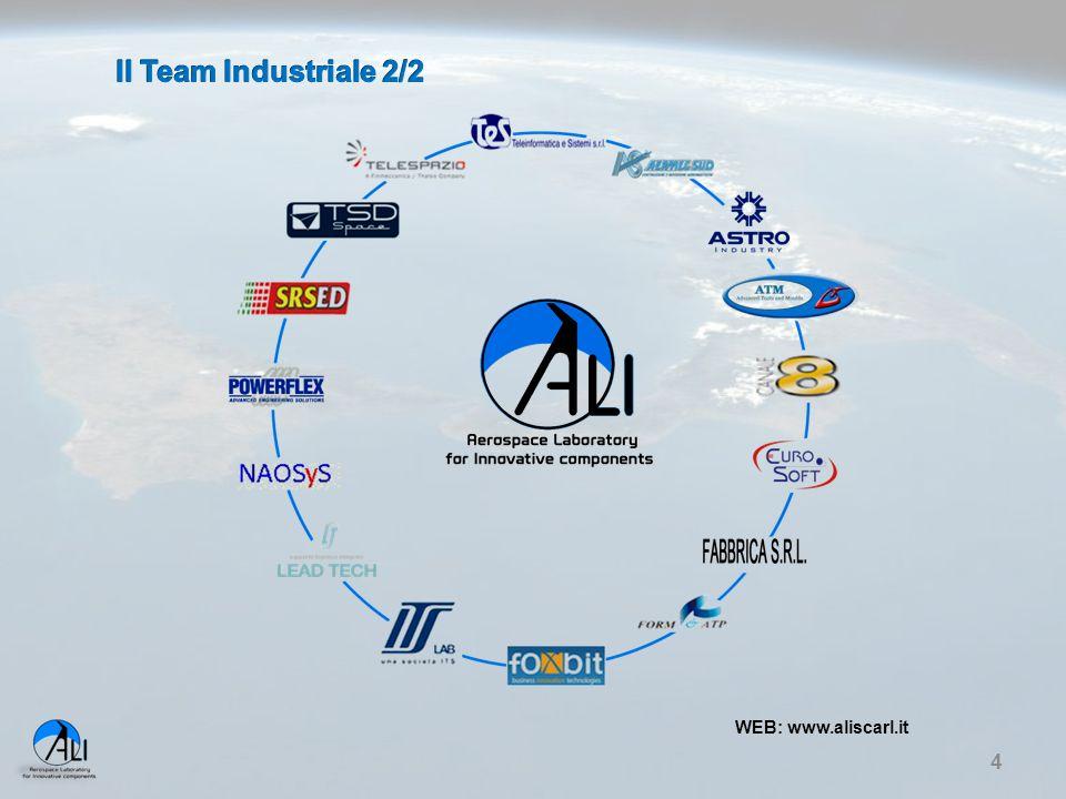 4 WEB: www.aliscarl.it