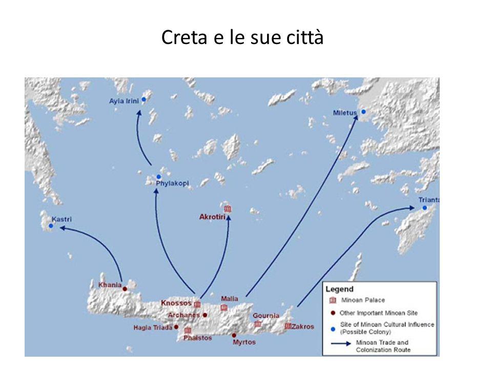 Creta e le sue città
