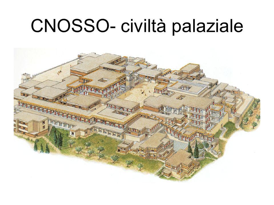 CNOSSO- civiltà palaziale