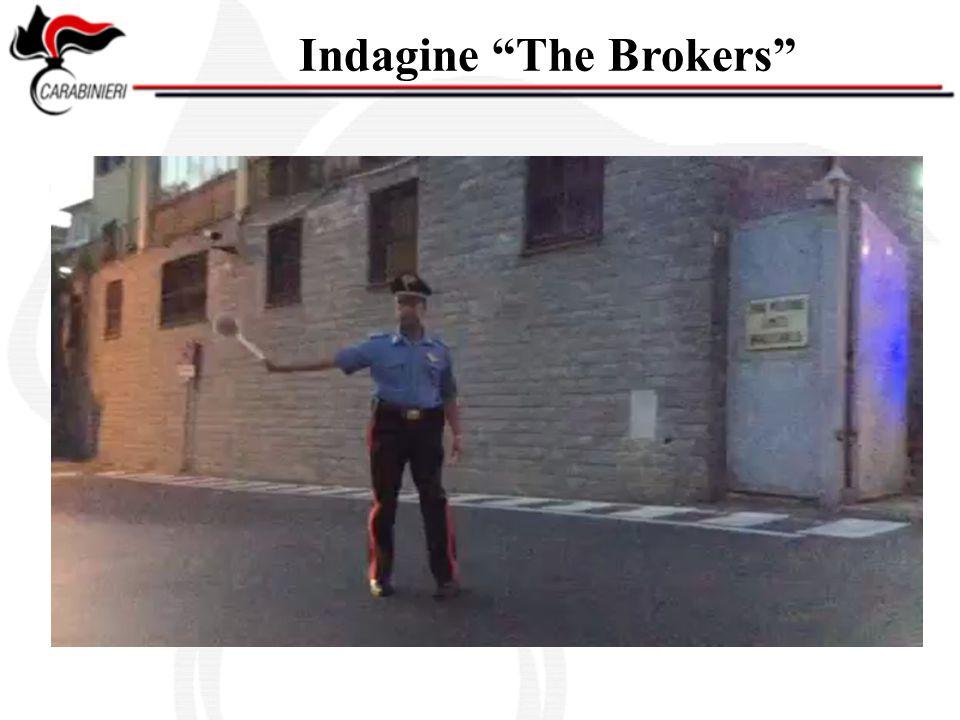"Indagine ""The Brokers"""