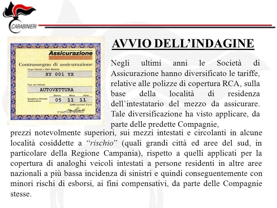 0,9%, mentre in quella di Napoli, l'importo, sia superiore del 105,9 % alla media nazionale e sia aumentato dal 2011 dell'11,1%.