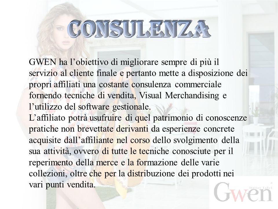 GWEN ha l'obiettivo di migliorare sempre di più il servizio al cliente finale e pertanto mette a disposizione dei propri affiliati una costante consul