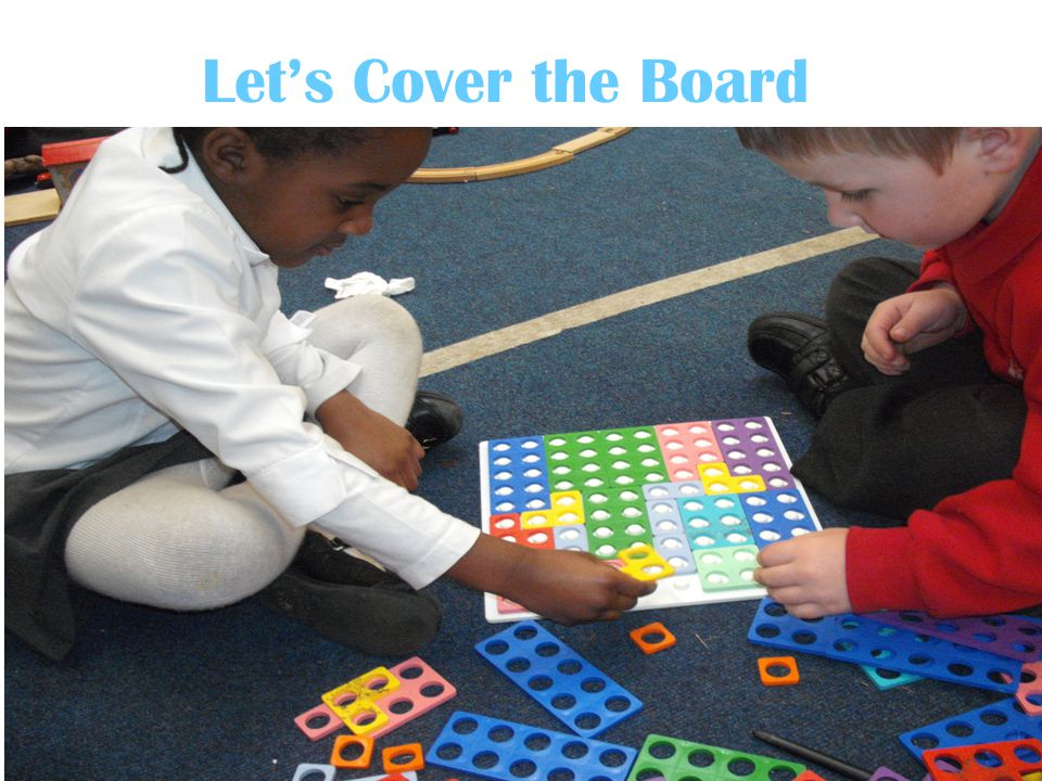 Let's Cover the Board