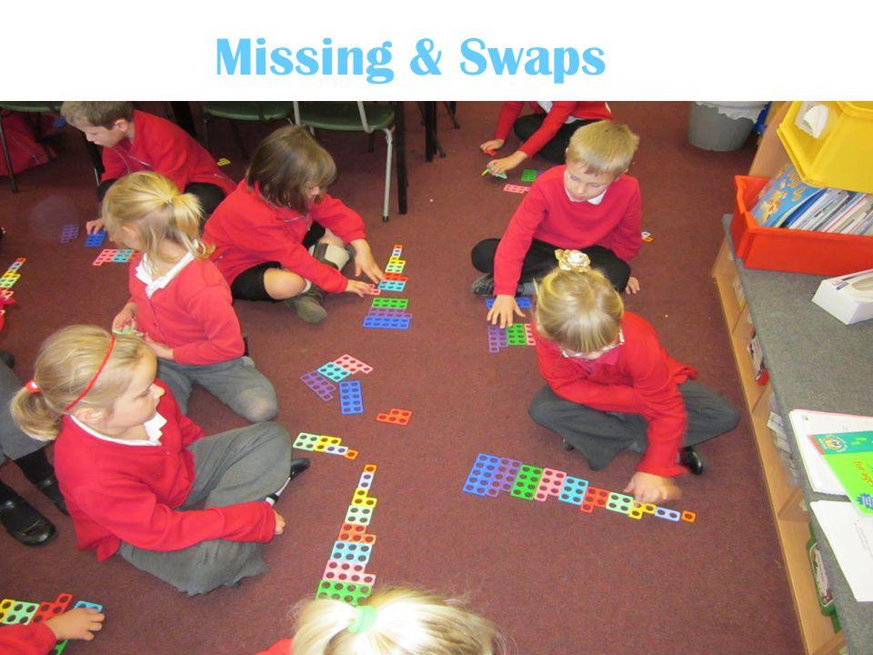 Missing & Swaps