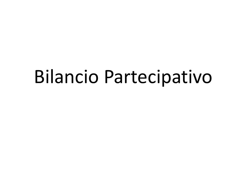 Sviluppo in Italia Le prime città italiane ad attuare il BP sono state Grottammare, Pieve Emanuele e Municipio XI di Roma.