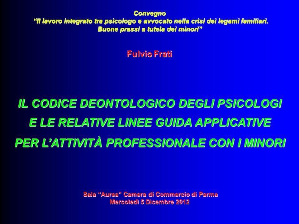 Deontologia Professionale La Deontologia Professionale, in senso generale, consiste nell'insieme delle regole comportamentali che si riferiscono ad una determinata categoria Professionale.
