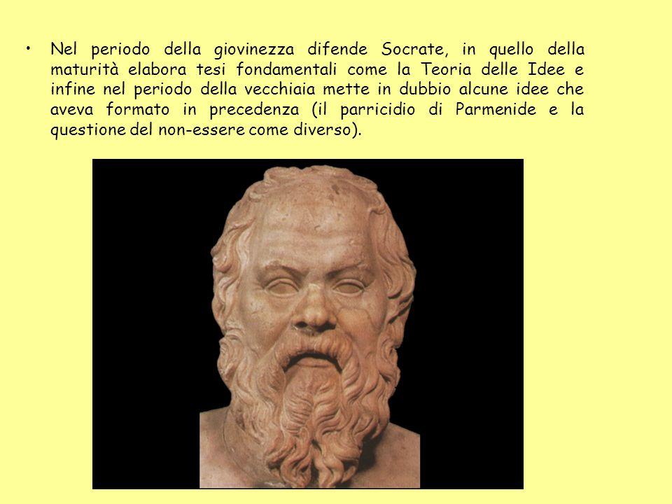 - Platone è il primo filosofo dell'antichità di cui ci siano rimaste tutte le opere: l'Apologia di Socrate, 34 dialoghi e 13 lettere.