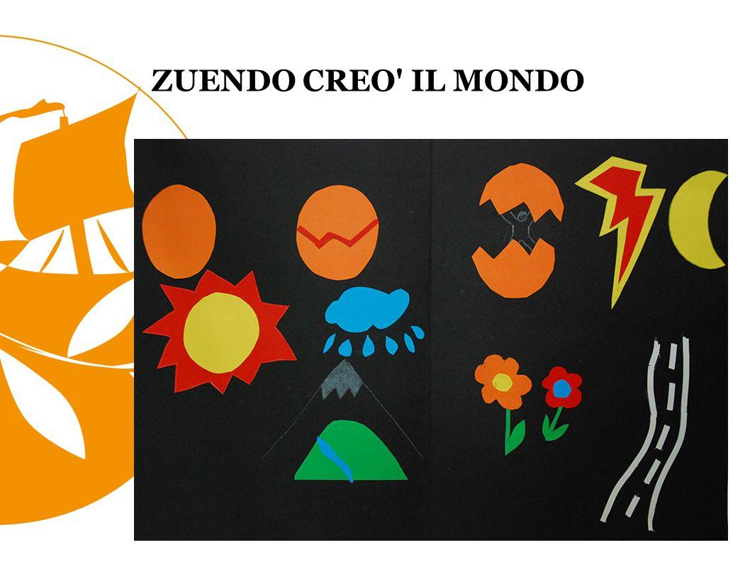 ZUENDO CREO IL MONDO