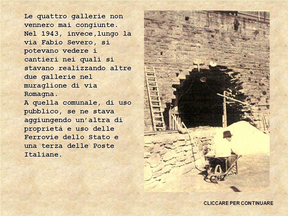 1) via Cassala (oggi via Sara Davis) 2) piazzetta Belvedere 3) via Catullo (oggi via Tibullo)4) via Fabio Severo CLICCARE PER CONTINUARE