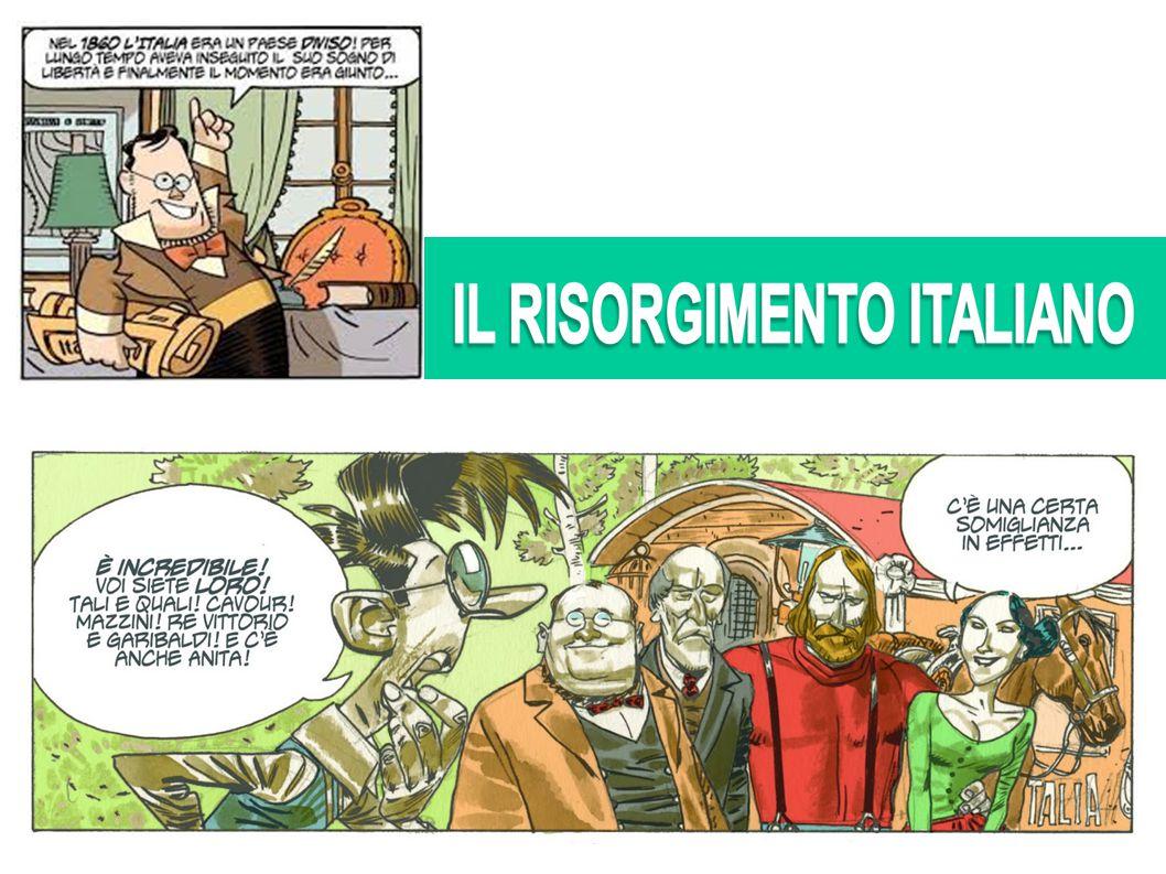 Che cos è il Risorgimento.