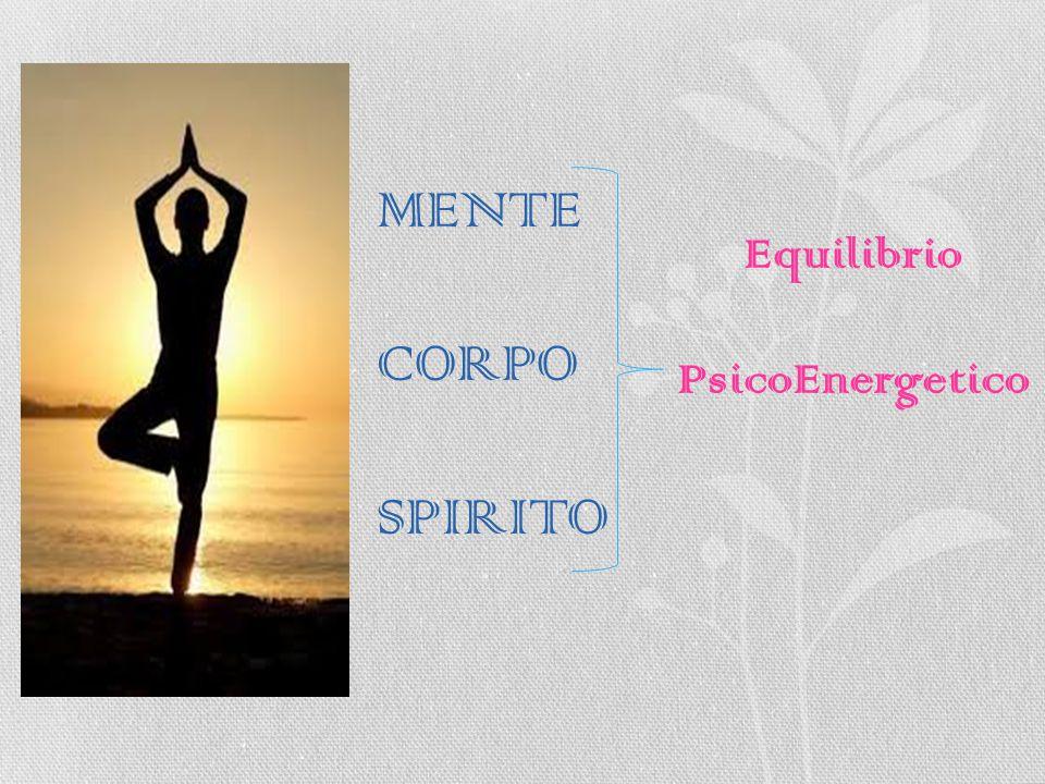 MENTE CORPO SPIRITO Equilibrio PsicoEnergetico