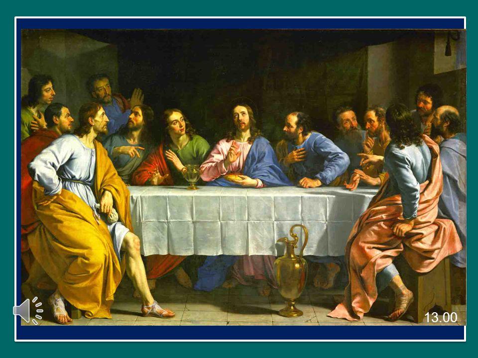 Oggi vi parlerò dell Eucaristia.