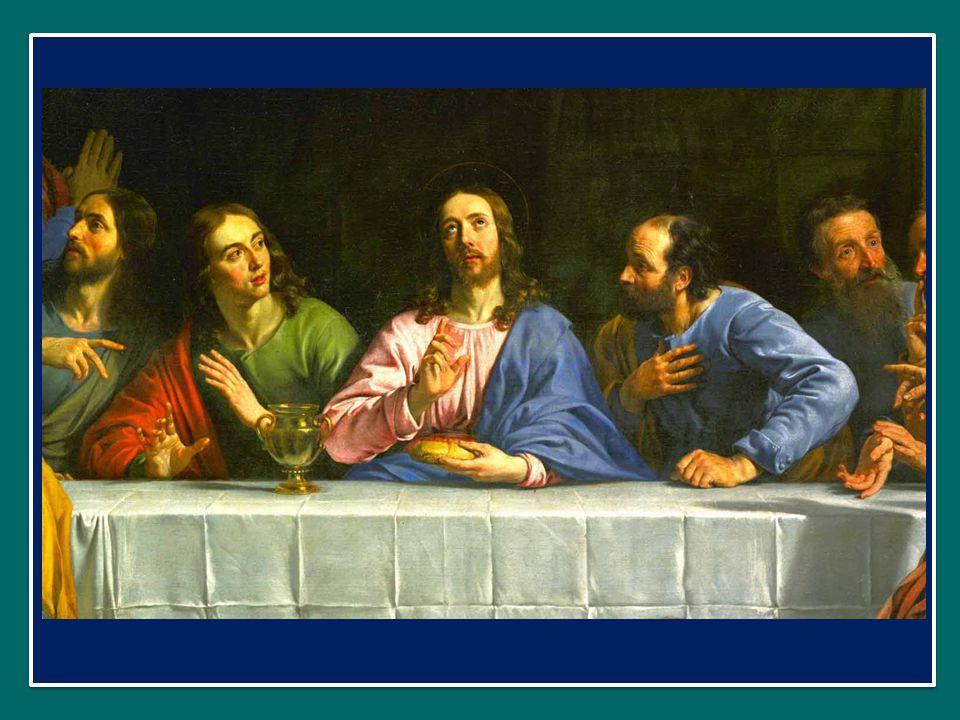 E per questo il Sacramento si chiama Eucaristia: è il supremo ringraziamento al Padre, che ci ha amato tanto da darci il suo Figlio per amore.