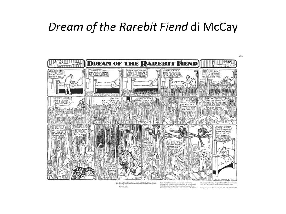 Dream of the Rarebit Fiend di McCay