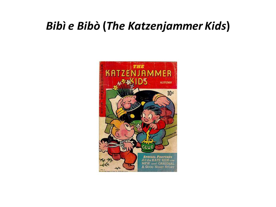 Bibì e Bibò (The Katzenjammer Kids)