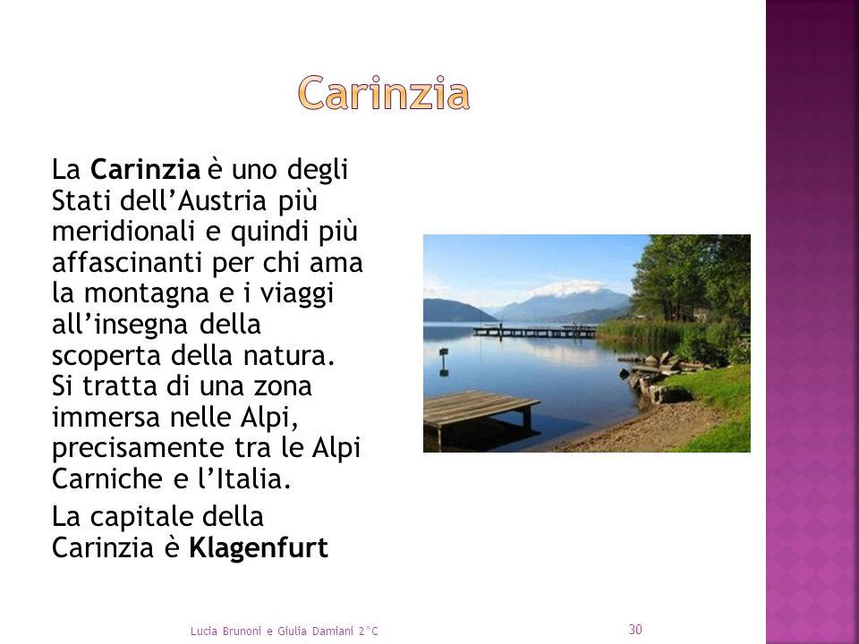 La Carinzia è uno degli Stati dell'Austria più meridionali e quindi più affascinanti per chi ama la montagna e i viaggi all'insegna della scoperta del