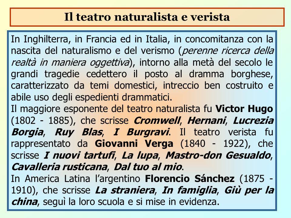In Inghilterra, in Francia ed in Italia, in concomitanza con la nascita del naturalismo e del verismo (perenne ricerca della realtà in maniera oggetti
